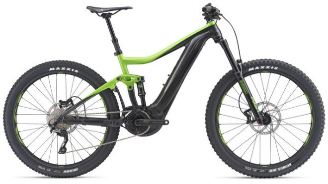 Giant Trance E+3 Pro Electric Bike