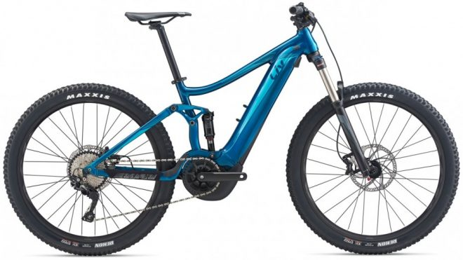Giant Liv Embolden E+ E Bike